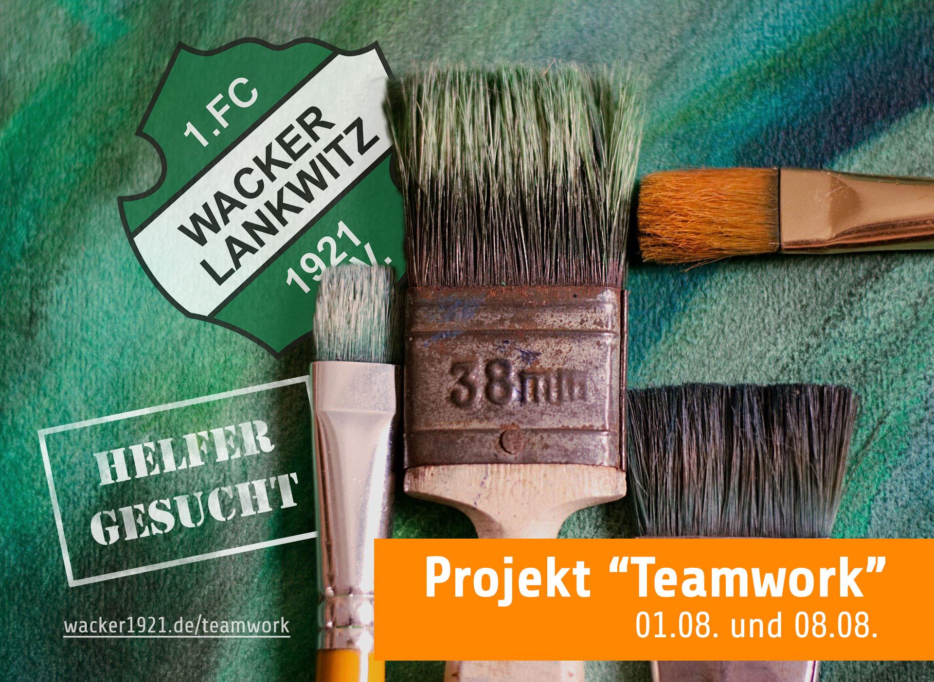 Projekt-Teamwork-August