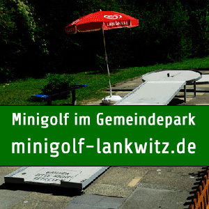Minigolf im Gemeindepark